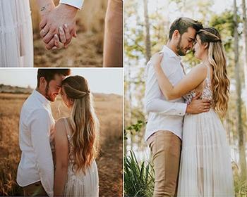 Pré-wedding: um convite de casamento divertido