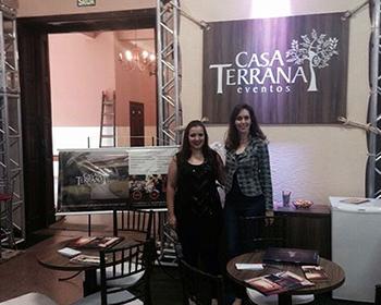Casa Terrana participa da 1ª Expo Noivas