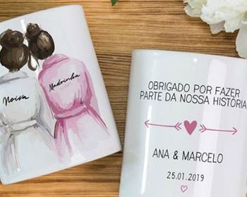 Personalização nos casamentos: um toque especial